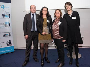 Grand Prix FAS de l'actionnariat salarié dans la catégorie des PME-ETI et Start-up.